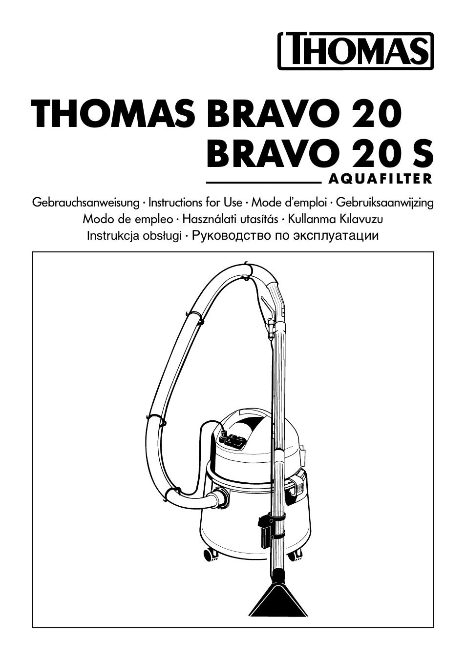 Thomas bravo 20 bravo 20 s